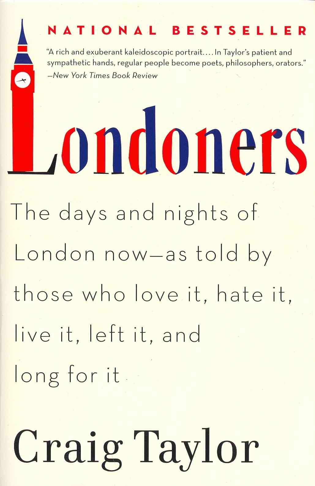 Londoners By Taylor, Craig